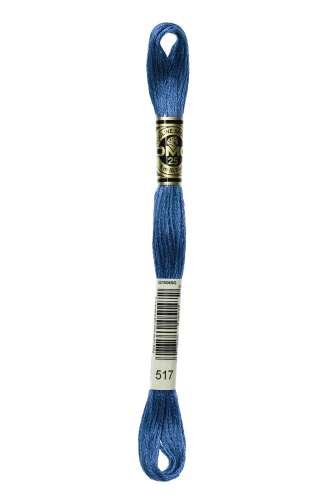 DMC-Sticktwist-Mouline Special Farbe 517